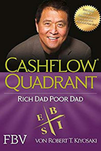 Cashflow Quadrant- Rich dad poor dad